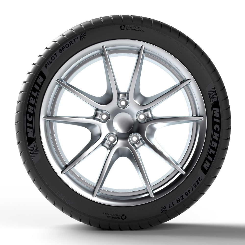 Michelin Tires Pilot Sport 4 - 265/45ZR18 101(Y)