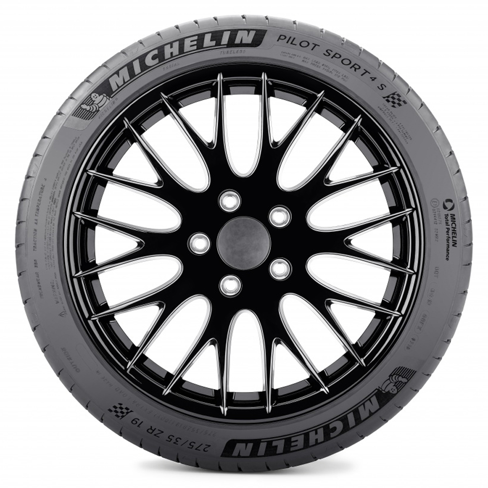 Michelin Tires Pilot Sport 4 S - 305/30ZR21XL 104(Y)