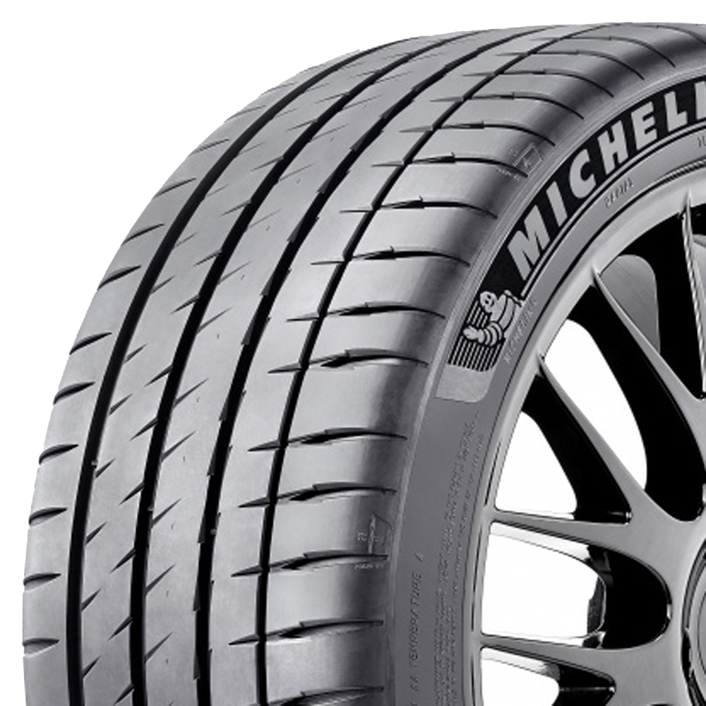Michelin Tires Pilot Sport 4 S Passenger Summer Tire - 245/30ZR21XL 91(Y)