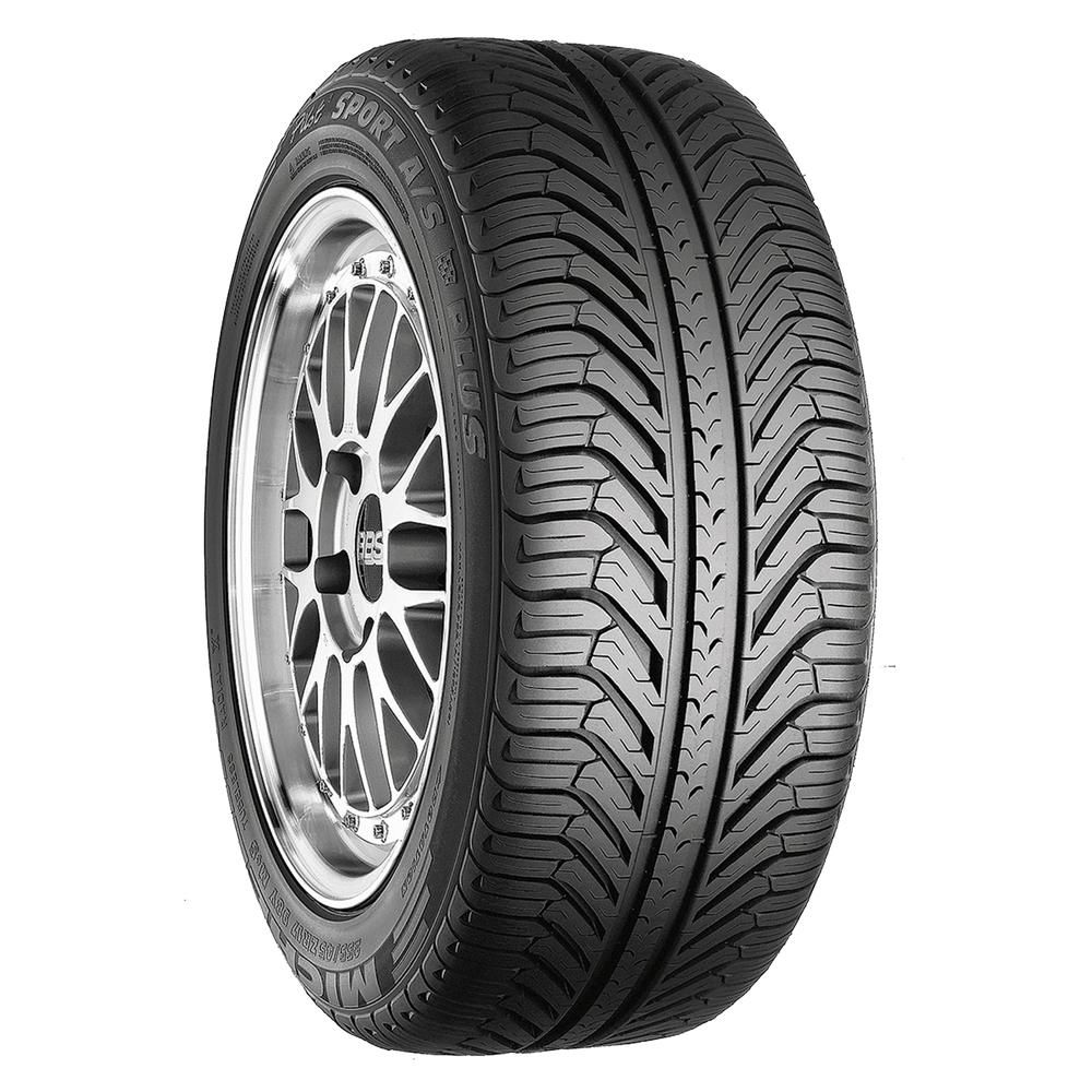Michelin Tires Pilot Sport A/S+ Passenger Summer Tire - 285/40R19 103V