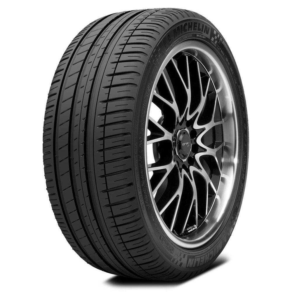 Michelin Tires Pilot Sport PS3 Passenger Summer Tire - 195/45R16XL 84V