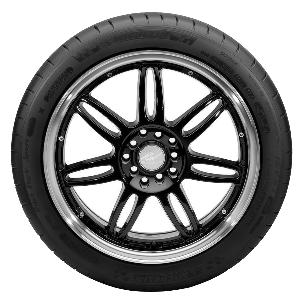 Michelin Tires Pilot Super Sport - 265/40ZR18XL 101Y