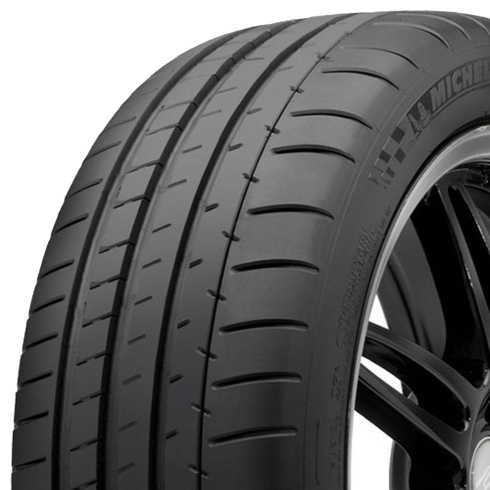 Michelin Tires Pilot Super Sport Passenger Summer Tire - 245/30ZR21XL 91(Y)