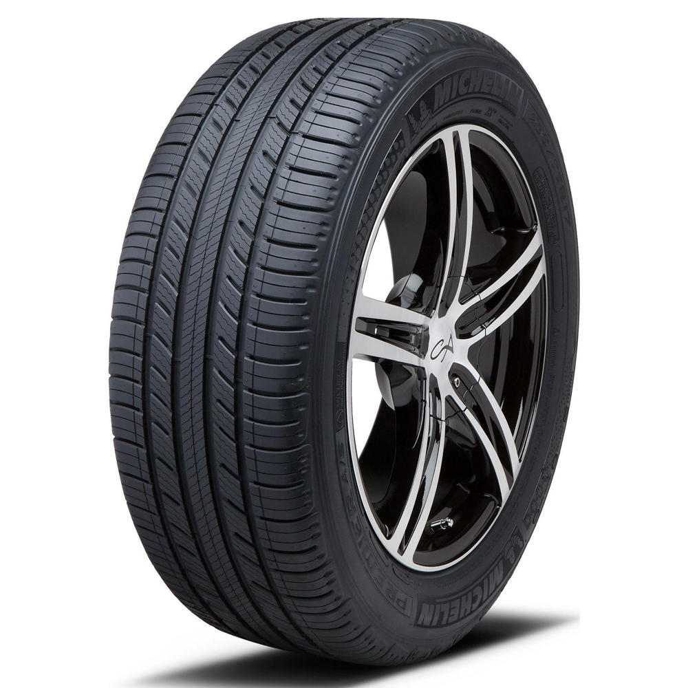 Michelin Tires Premier A/S Passenger All Season Tire - 195/60R16 89H