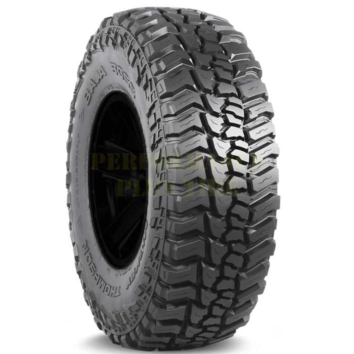 Mickey Thompson Tires Baja Boss Light Truck/SUV Mud Terrain Tire - 40x13.50R17LT 121Q 6 Ply