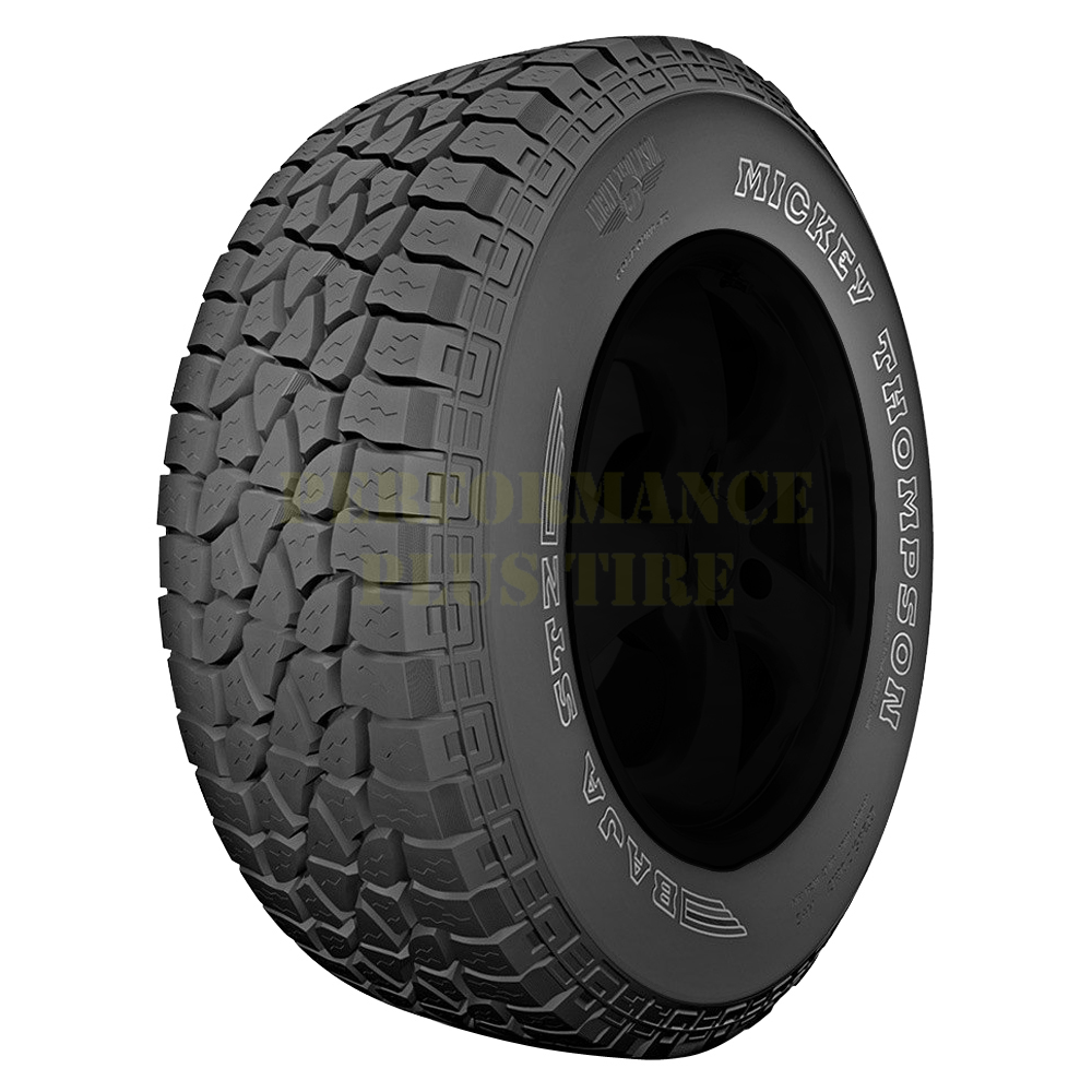 Mickey Thompson Tires Baja STZ Light Truck/SUV Highway All Season Tire