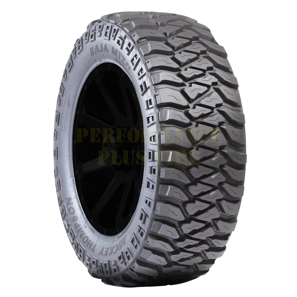 Mickey Thompson Tires Baja MTZP3 Light Truck/SUV Mud Terrain Tire - 40x13.50R17LT 121Q 6 Ply