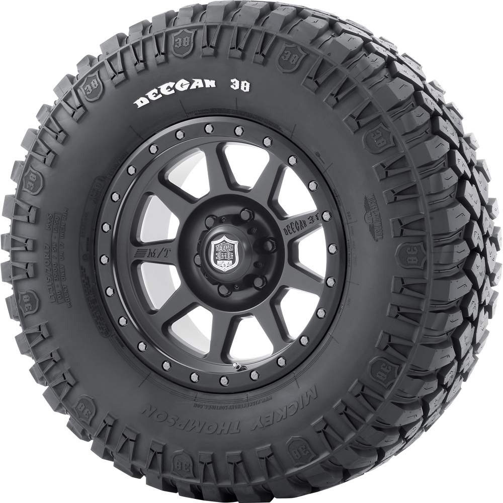 Mickey Thompson Drag Tires Mud Radial - LT305/65R17 121/118Q 10 Ply