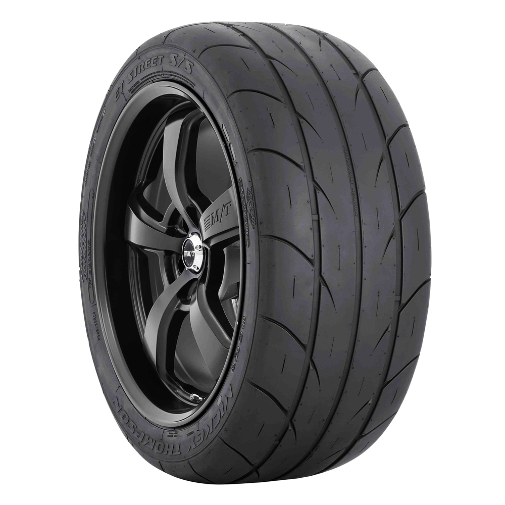 Mickey Thompson Drag Tires ET Street S/S Drag Tire - P275/40R20XL