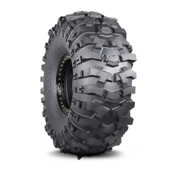 Mickey Thompson Drag Tires Baja Pro X Light Truck/SUV All Terrain/Mud Terrain Hybrid Tire - 37x13.50R17
