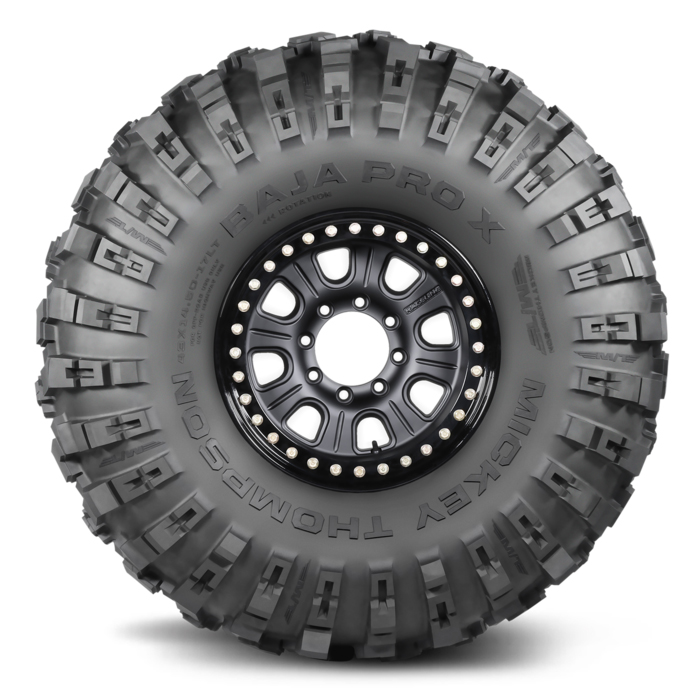 Mickey Thompson Drag Tires Baja Pro X Light Truck/SUV All Terrain/Mud Terrain Hybrid Tire