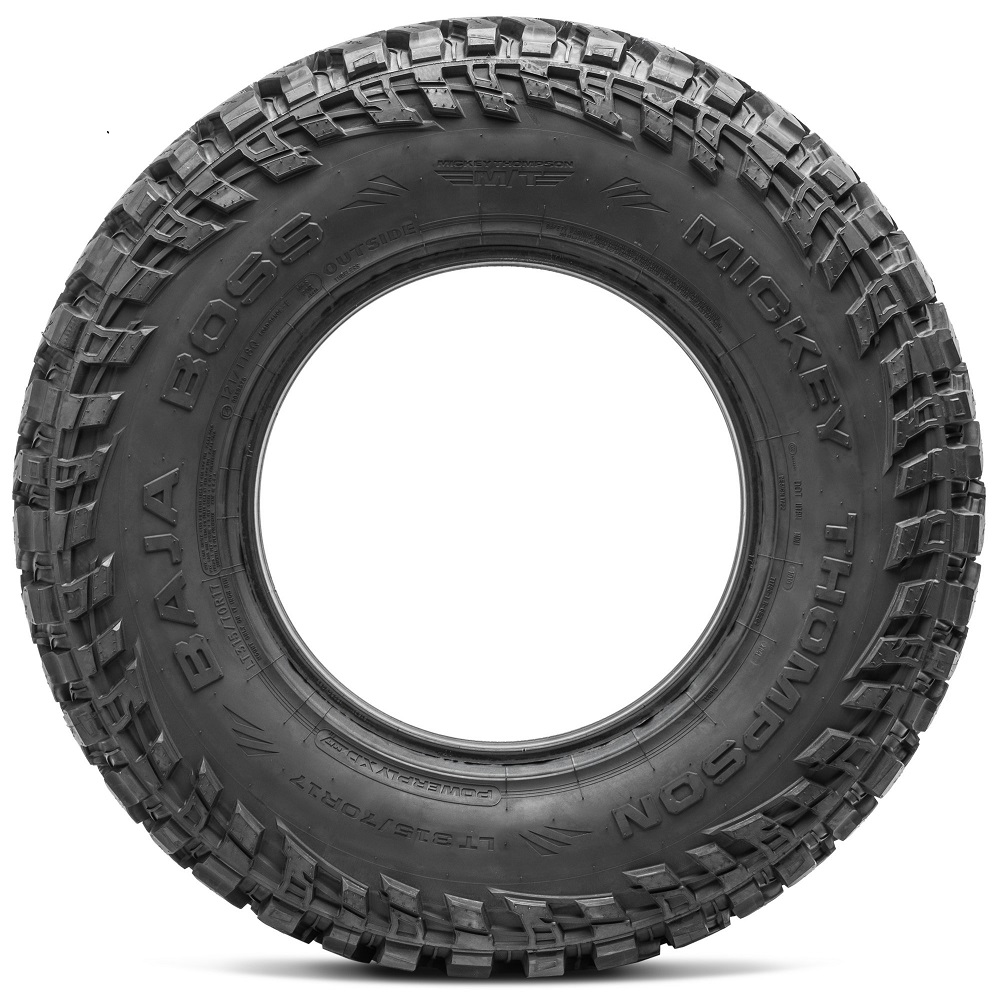 Mickey Thompson Drag Tires Baja Boss X Light Truck/SUV Mud Terrain Tire