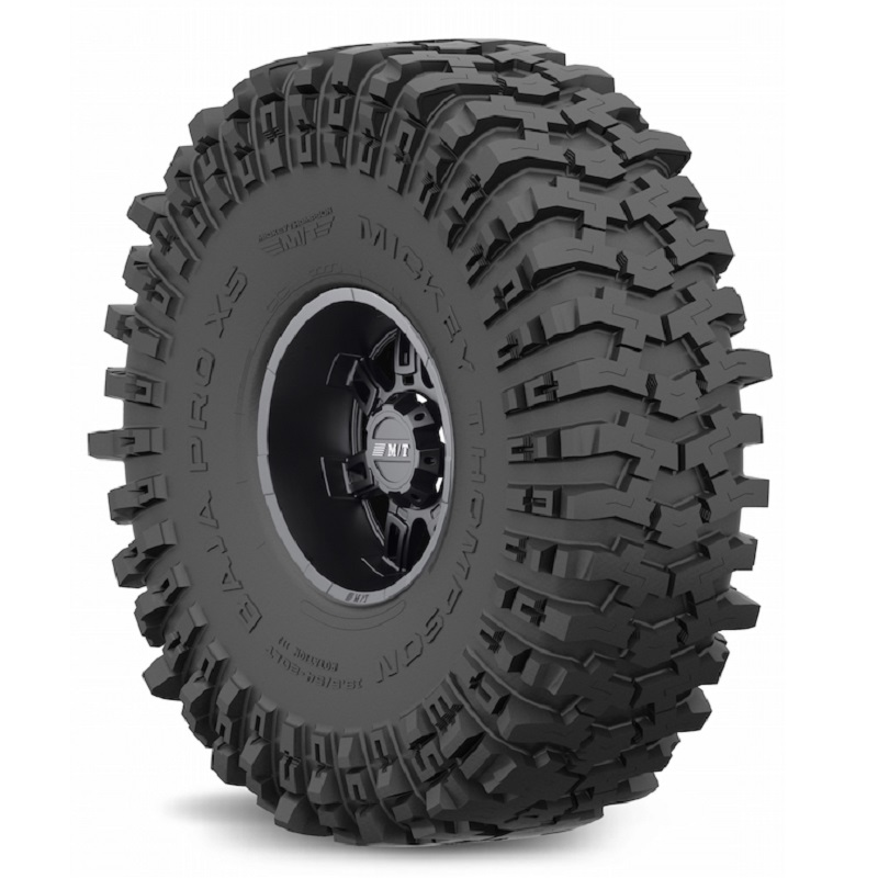 Mickey Thompson Drag Tires Baja Pro XS Light Truck/SUV All Terrain/Mud Terrain Hybrid Tire
