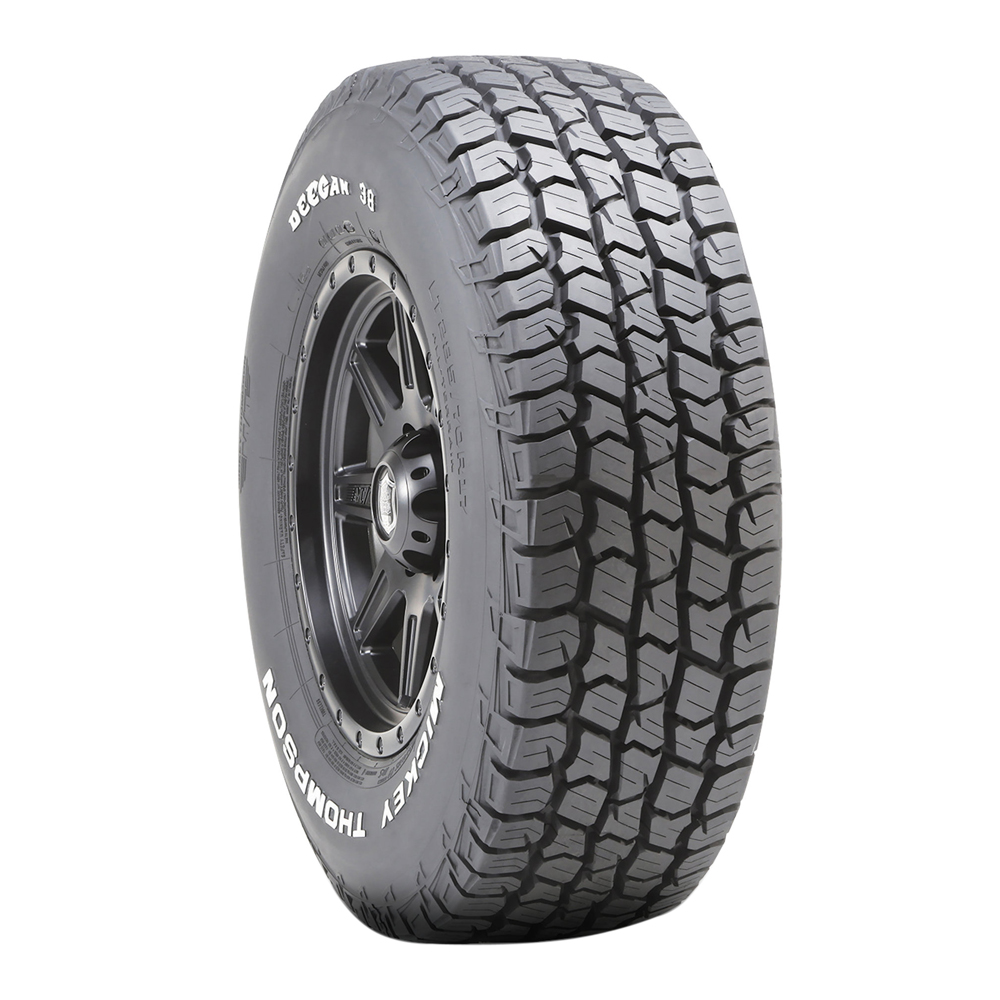 All Terrain - LT245/70R16 118/115R 10 Ply