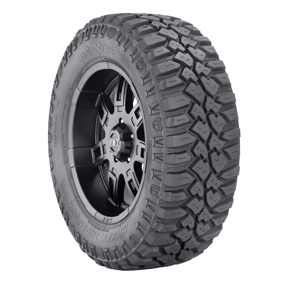 Mud Radial - 37x12.50R17LT 124P 8 Ply