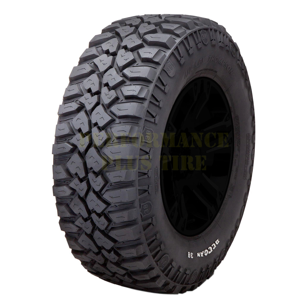 Mickey Thompson Tires Deegan 38 Light Truck/SUV Mud Terrain Tire - LT305/65R17 121/118Q 10 Ply