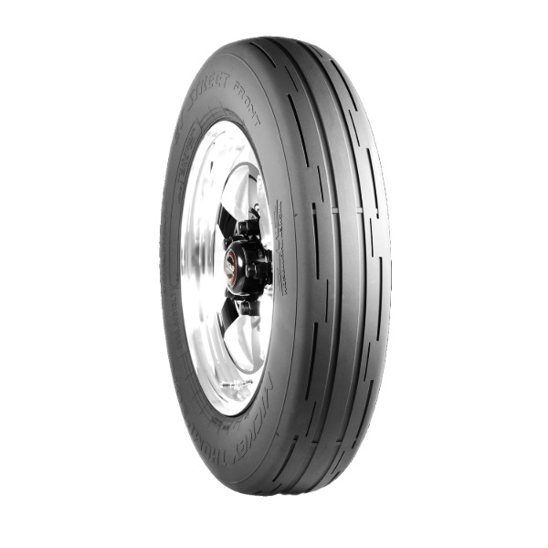 Mickey Thompson Drag Tires ET Street Front Tire - 26x6.00R17LT