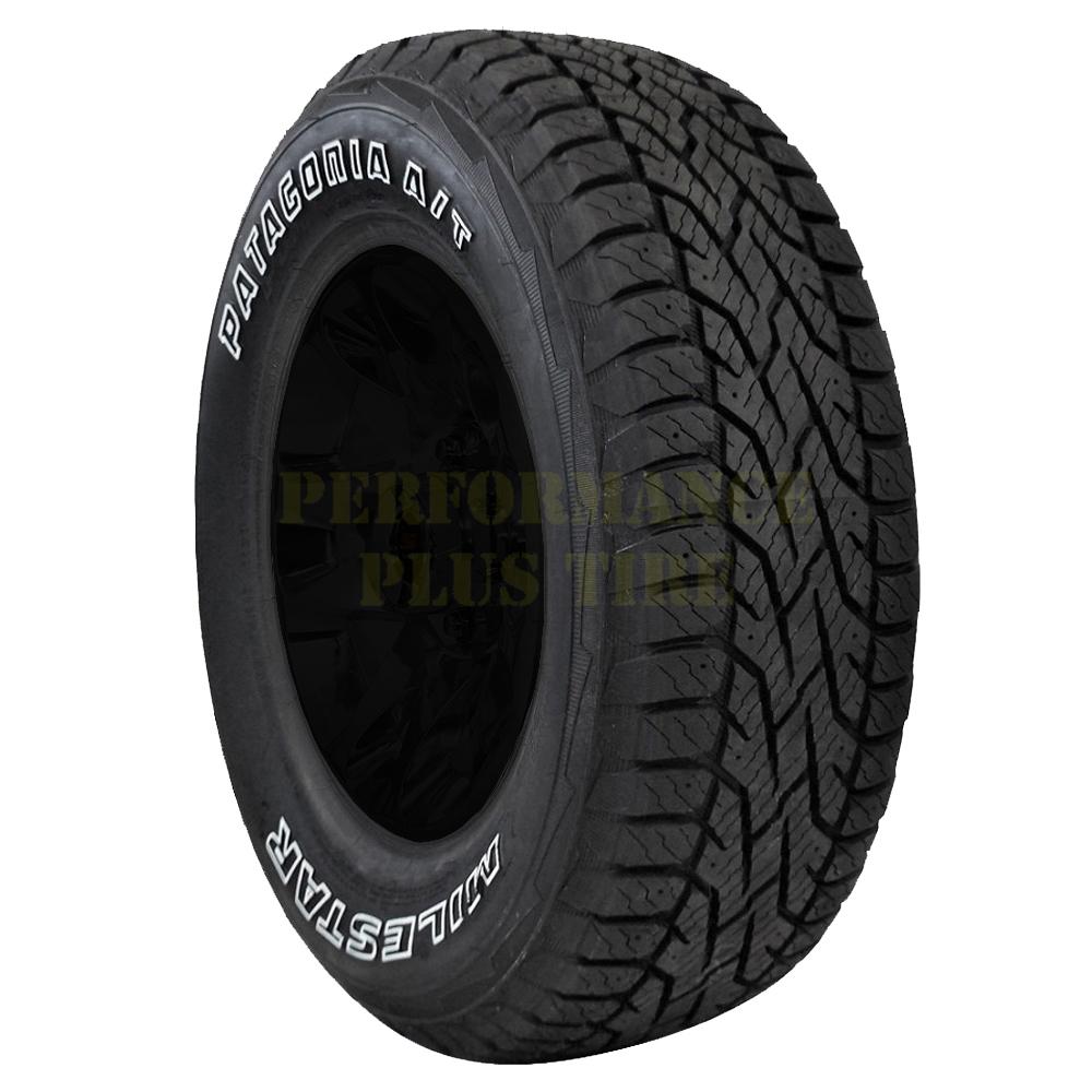 Milestar Tires Patagonia A/T Light Truck/SUV All Terrain/Mud Terrain Hybrid Tire