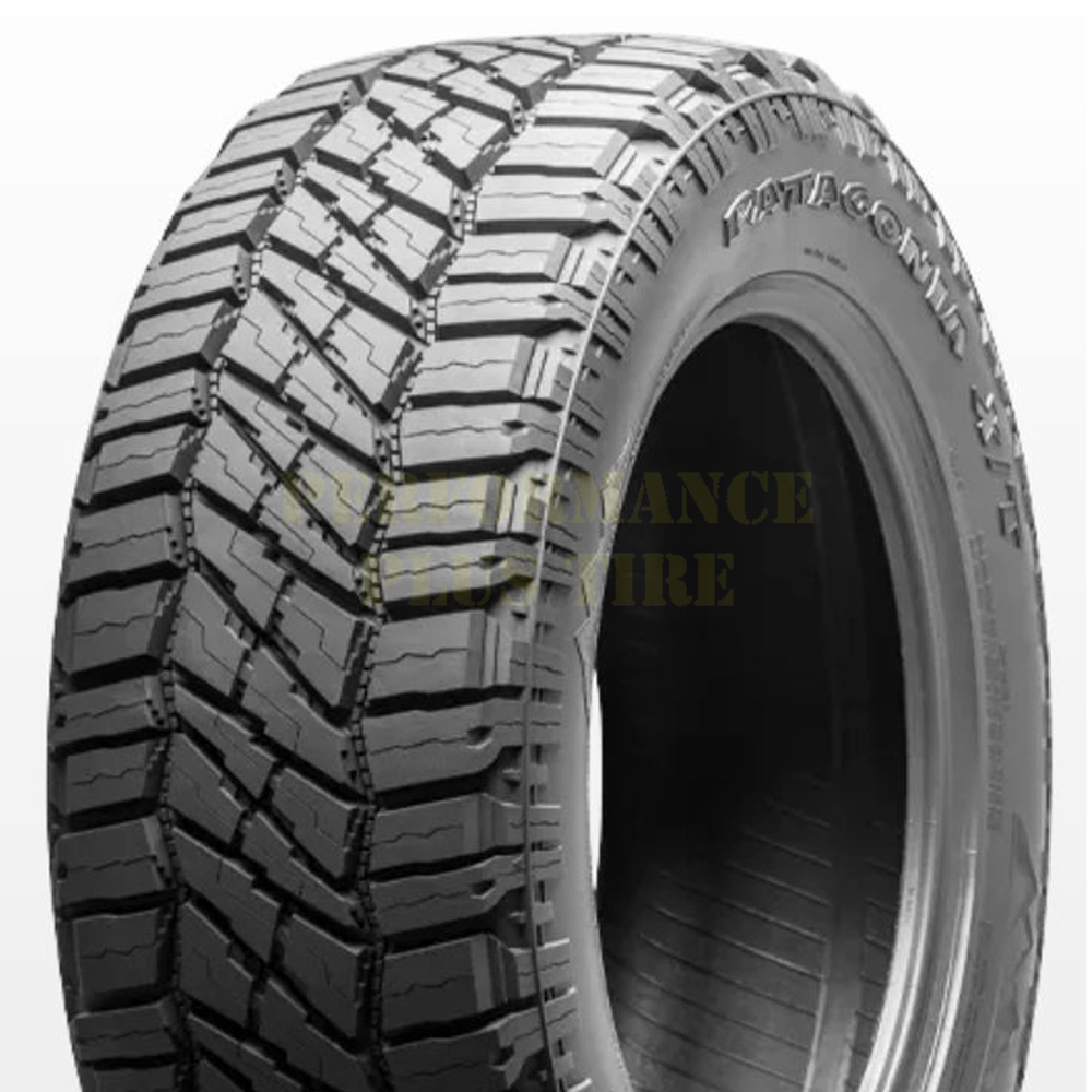 Milestar Tires Patagonia X/T Light Truck/SUV All Terrain/Mud Terrain Hybrid Tire