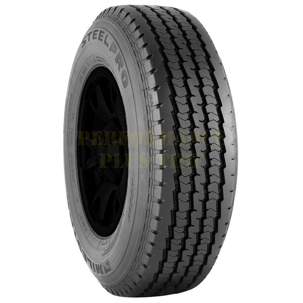 Milestar Tires Steelpro MS597 Light Truck/SUV Highway All Season Tire