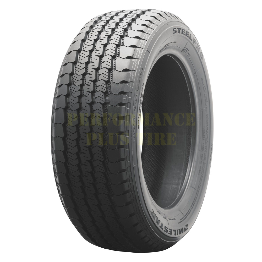 Steelpro MS597S - LT195/75R16 107/105R 8 Ply