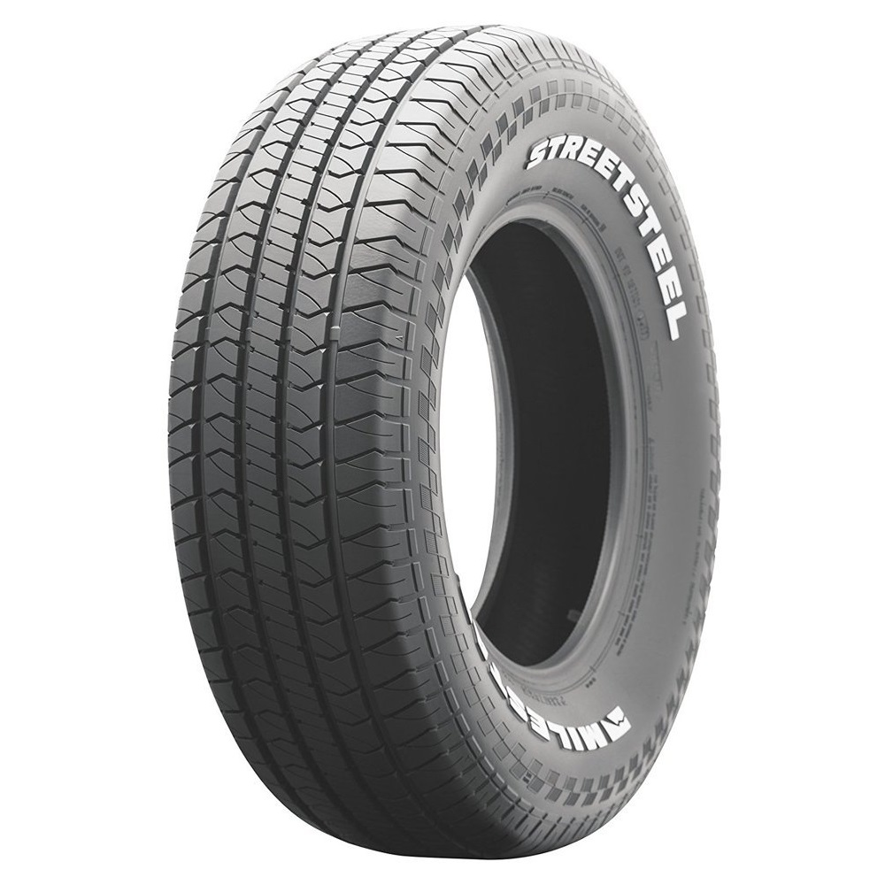 Milestar Tires StreetSteel Passenger All Season Tire - P275/60R15 107T