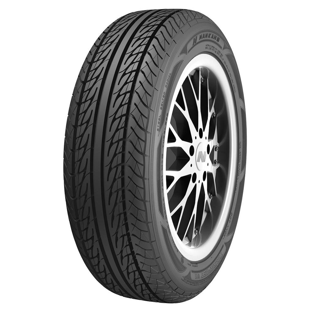Nankang Tires XR611 Toursport Passenger All Season Tire - 205/60R14 88H