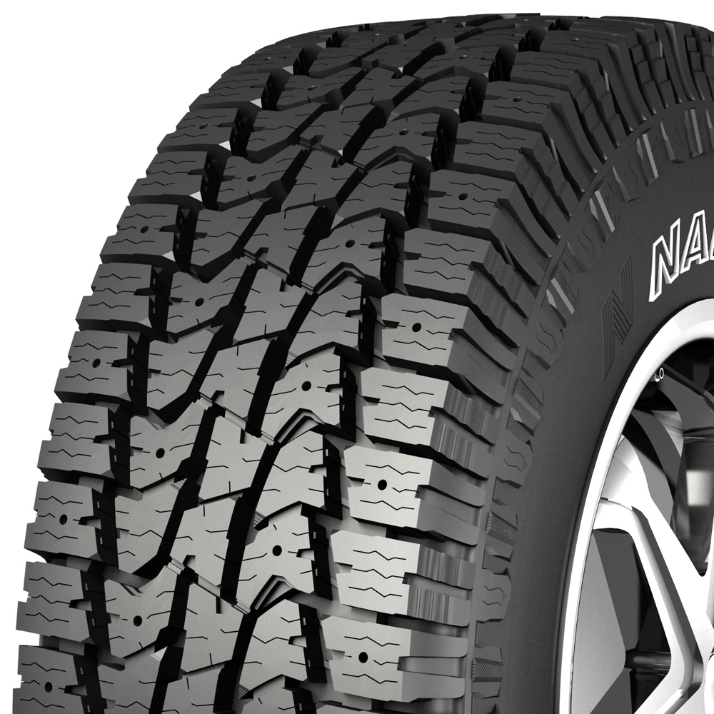 Nankang Tires AT-5 Conqueror A/T Light Truck/SUV Highway All Season Tire - LT265/65R17 120/117S 10 Ply