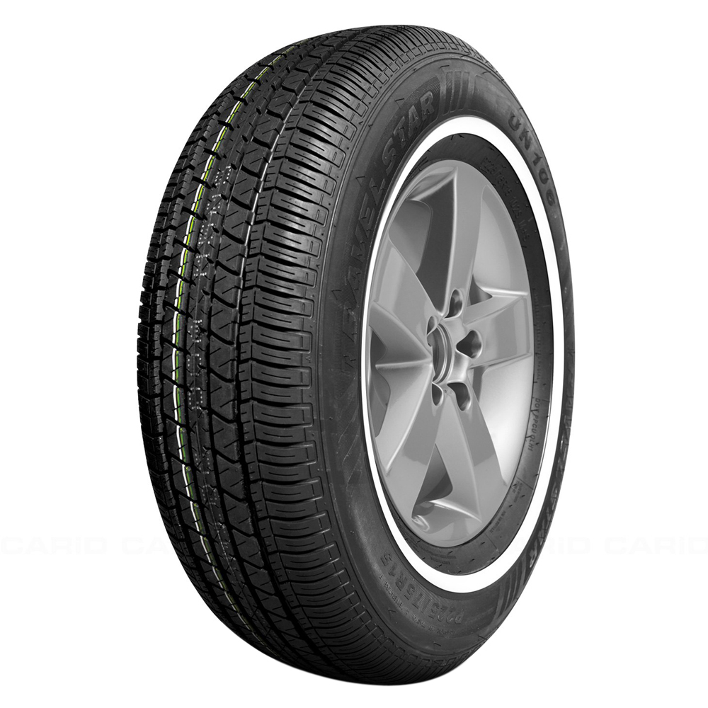 Neptune Tires Travelstar U106 Passenger All Season Tire - P185/75R14 89S