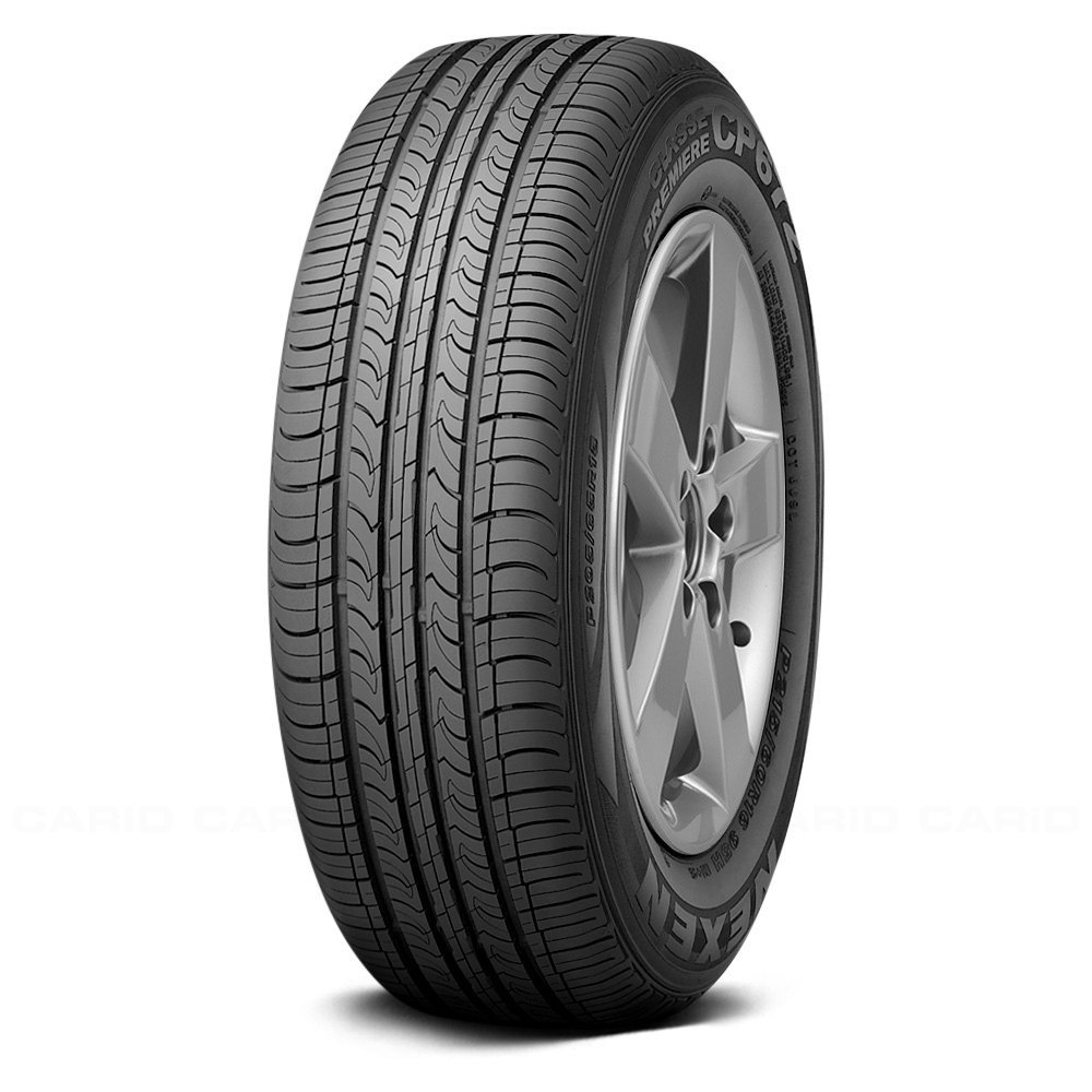 Nexen Tires CP672 Passenger All Season Tire - P195/65R14 89H