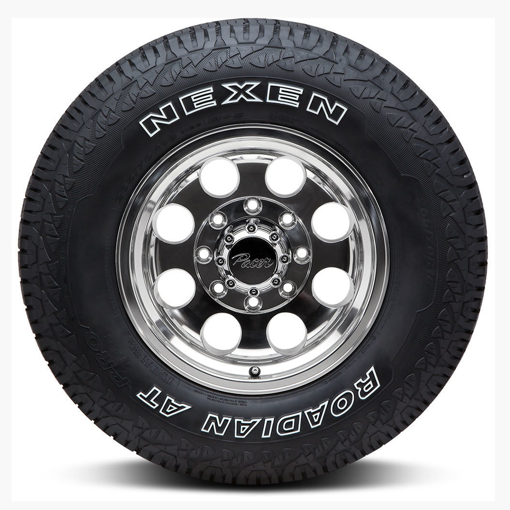 Nexen Tires Roadian A/T Pro RA8 Light Truck/SUV Highway All Season Tire - P255/75R17 113S