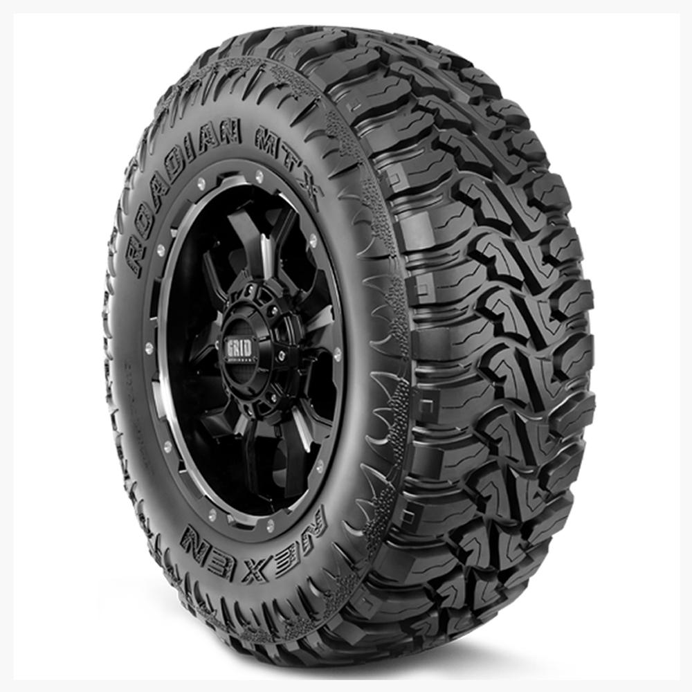 Roadian MTX - LT295/65R20 129/126Q 10 Ply