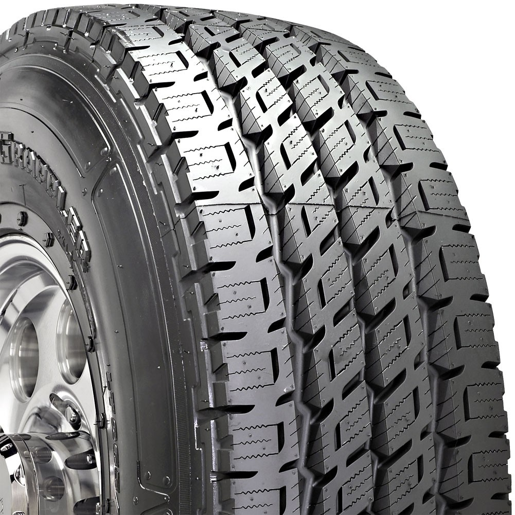 Nitto Tires Dura Grappler Light Truck/SUV Highway All Season Tire