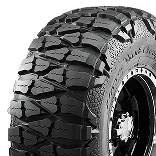 Nitto Tires Mud Grappler Light Truck/SUV Mud Terrain Tire - LT385/70R16 130Q 8 Ply
