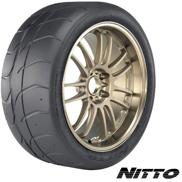 Nitto Tires NT01 Racing Tire - 305/35ZR18 101W