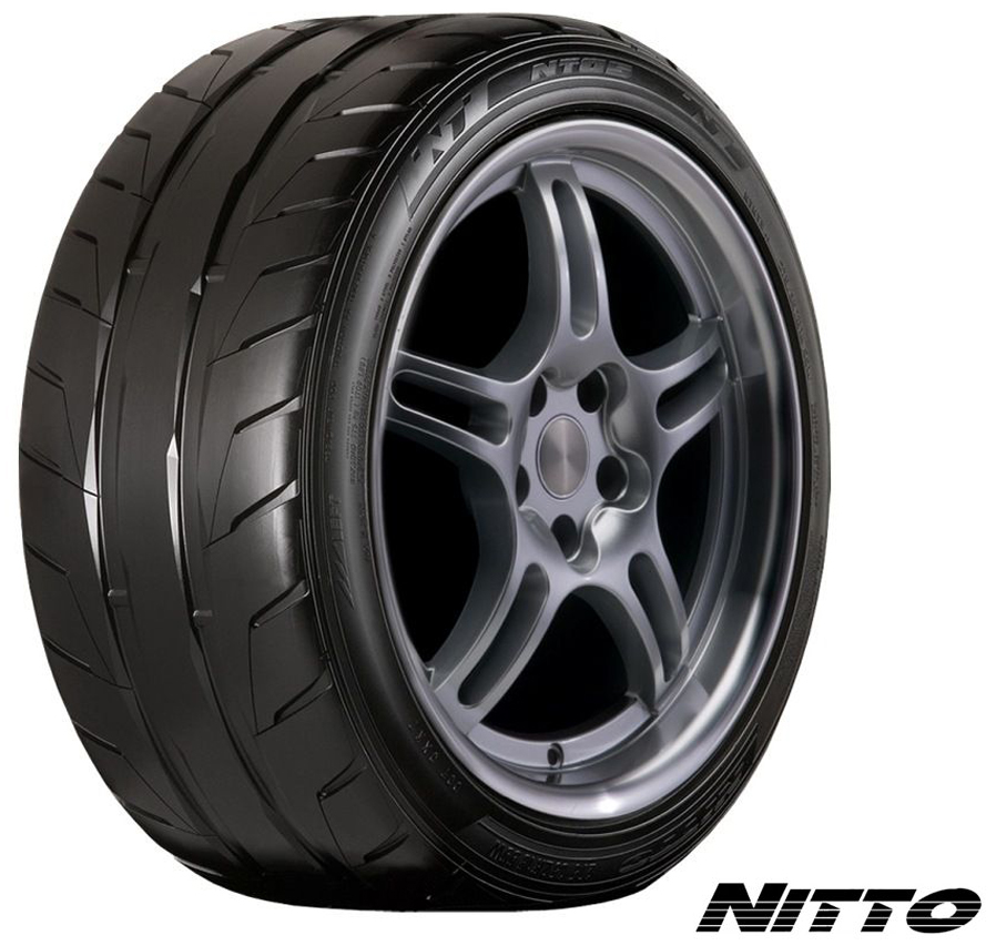 Nitto Tires NT05 Passenger Performance Tire - 305/35ZR19XL 102W