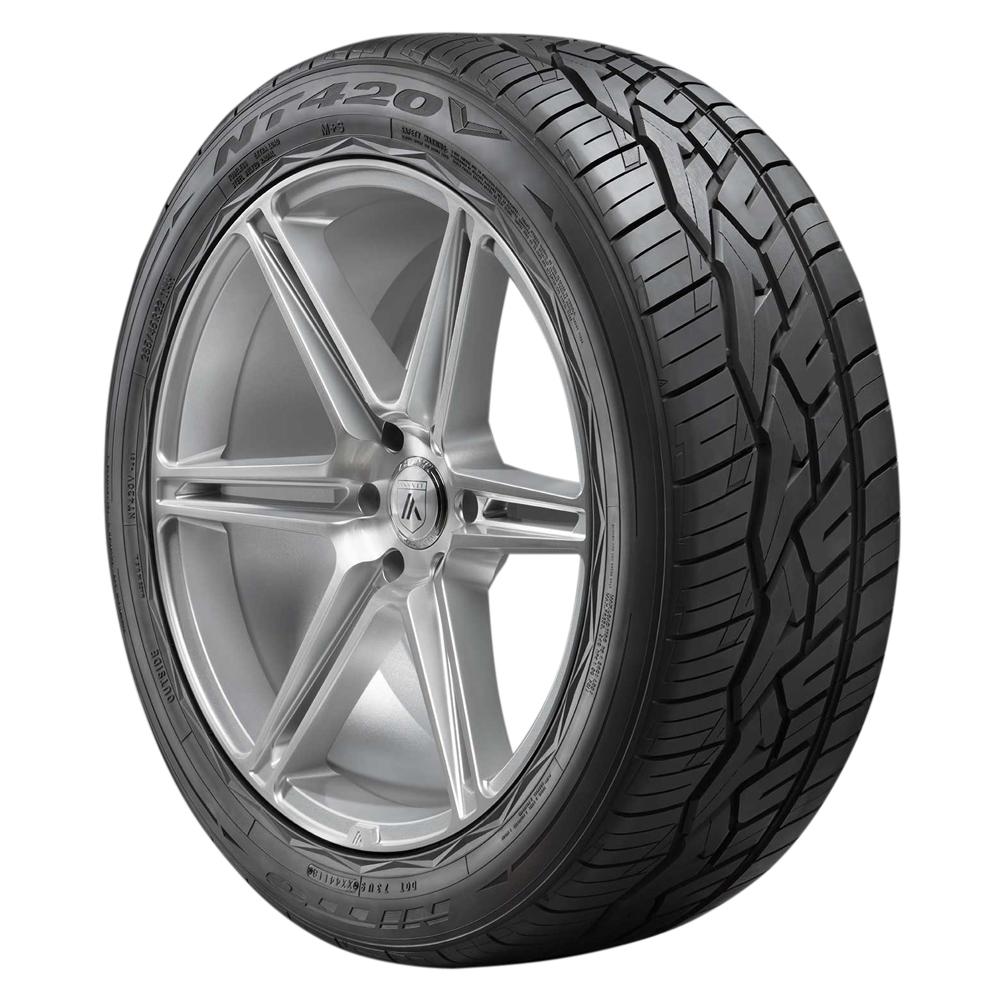 Nitto Tires NT420V Light Truck/SUV Highway All Season Tire - 295/45R20XL 114V