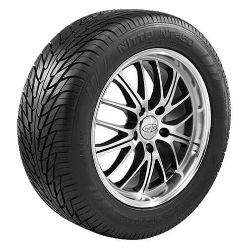 Nitto Tires NT450 Passenger All Season Tire - 215/40R16 86V