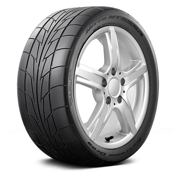 Nitto Tires NT555R Drag Tire - P275/60R15 107V