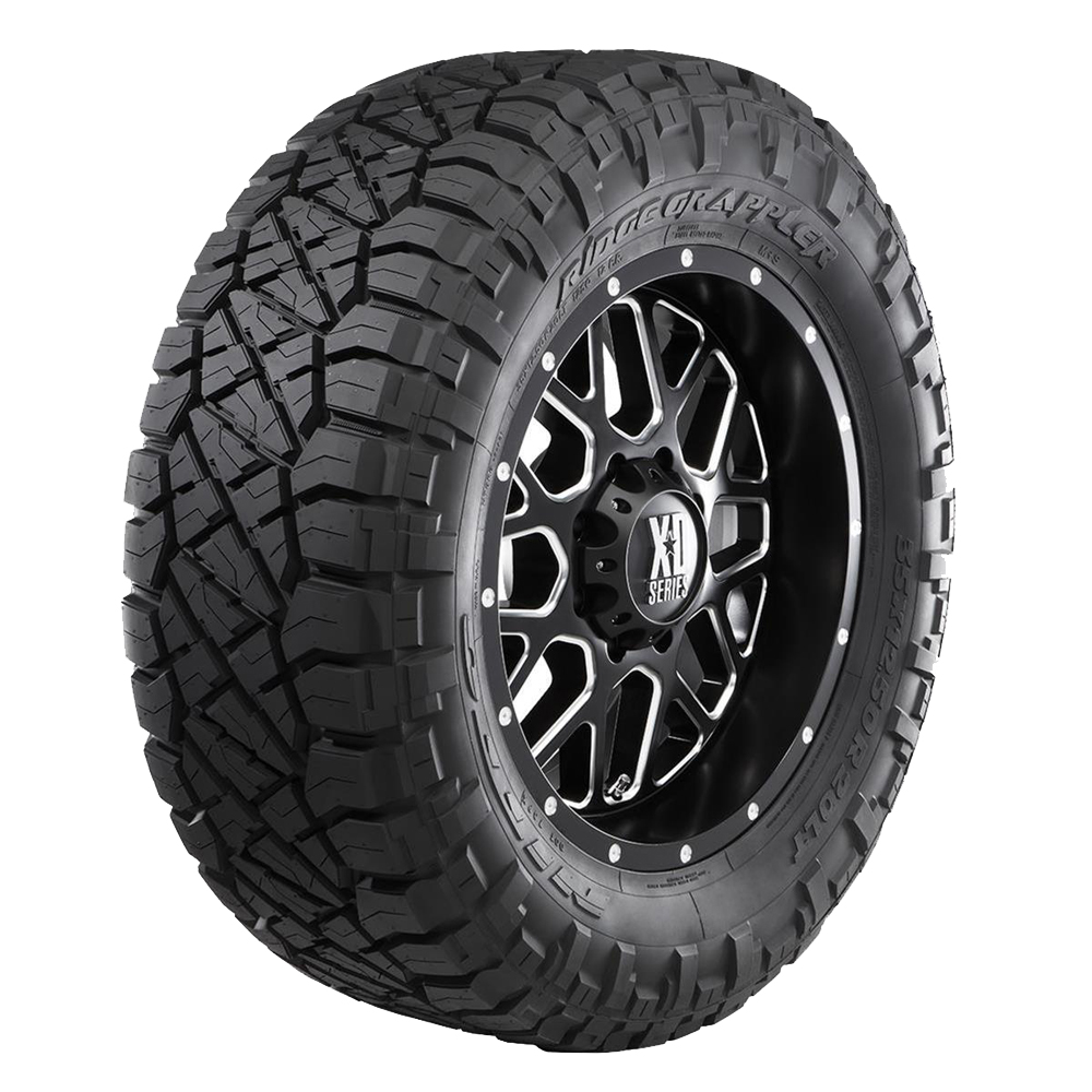 Ridge Grappler - 37x13.50R18LT 124Q 8 Ply