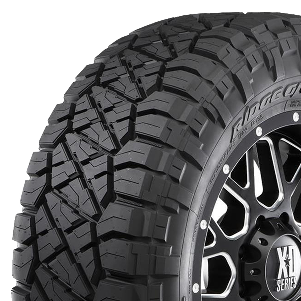 Nitto Tires Ridge Grappler - 37x13.50R18LT 124Q 8 Ply