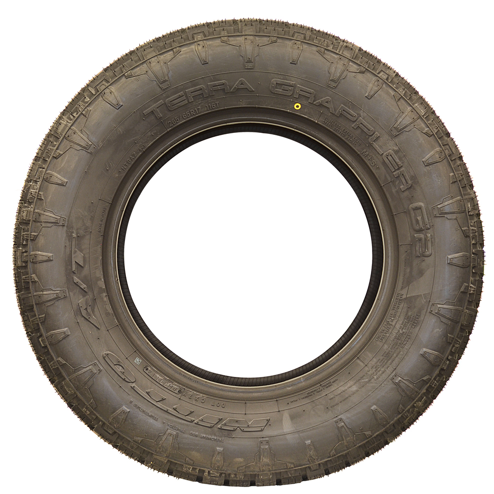 Terra Grappler G2 - LT285/55R22 124/121R 10 Ply
