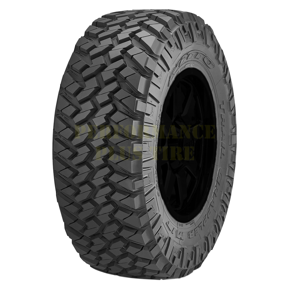 Nitto Tires Trail Grappler M/T Light Truck/SUV Mud Terrain Tire - 38x15.50R20LT 125Q 8 Ply