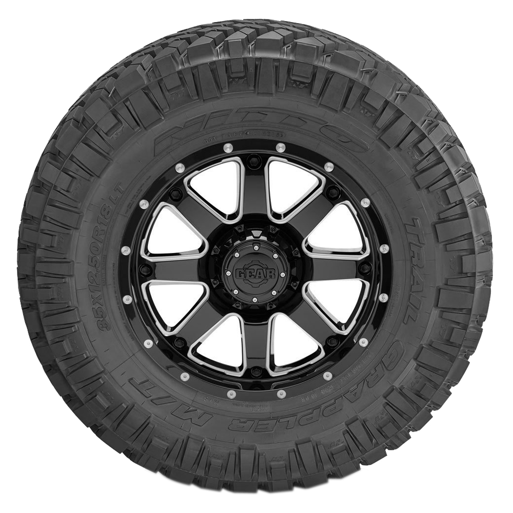 Nitto Tires Trail Grappler M/T - LT375/45R22 128Q 12 Ply
