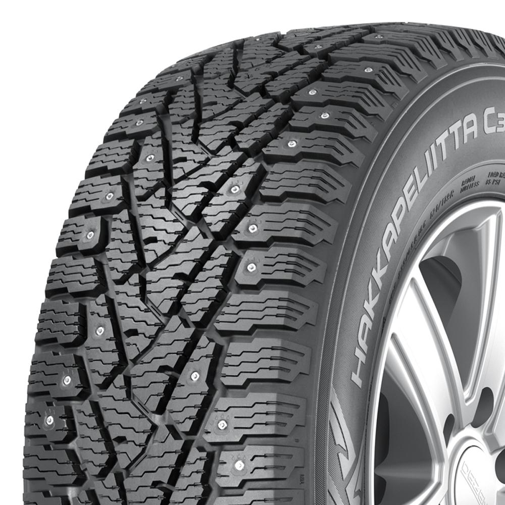 Nokian Tires Hakkapeliitta C3 Tire