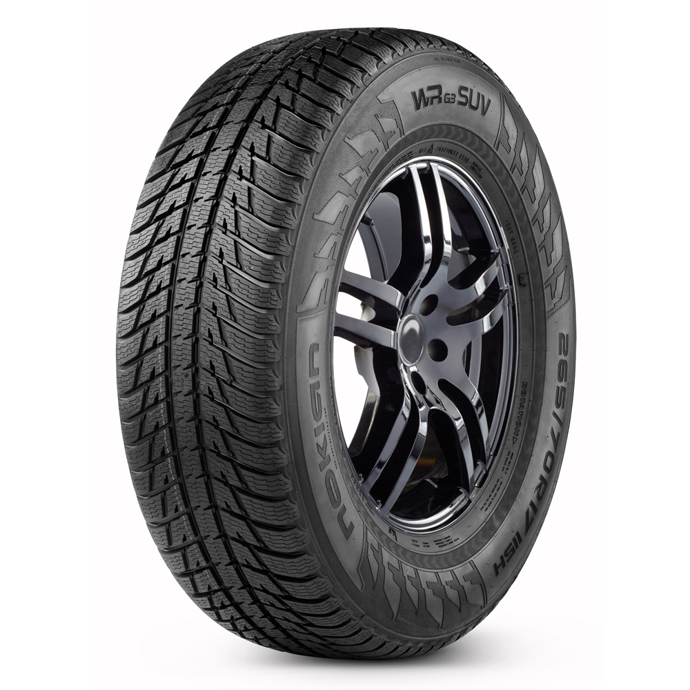 Nokian Tires WR G3 SUV Passenger All Season Tire - 275/40R21XL 107V