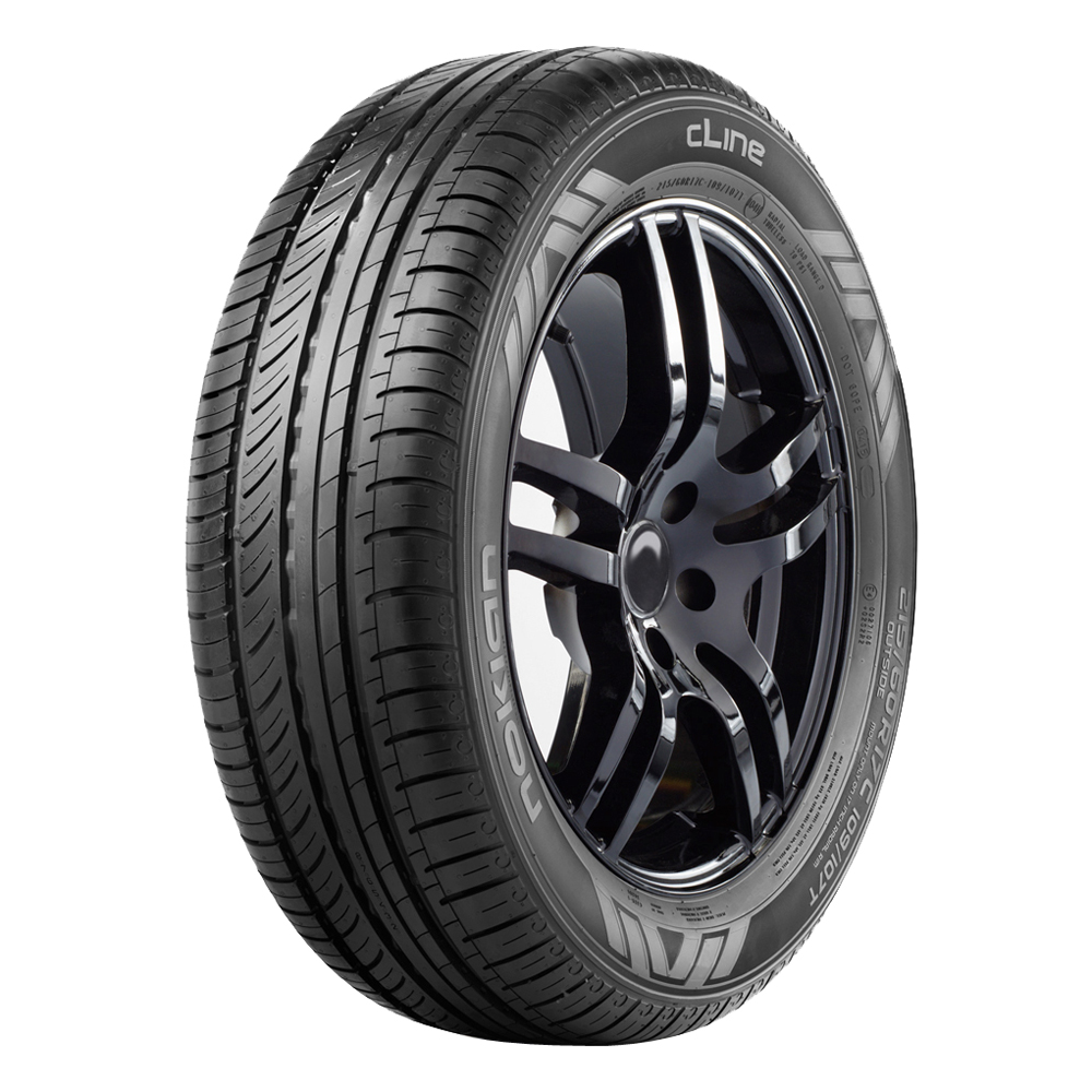 cLine - LT225/70R15 112/110S 8 Ply