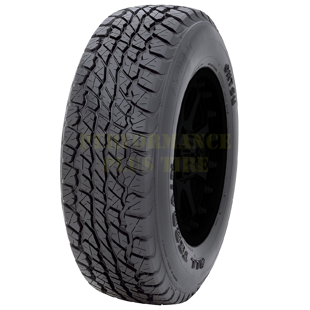 Ohtsu Tires AT4000 Light Truck/SUV Highway All Season Tire