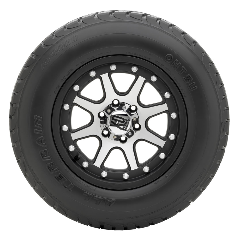 Ohtsu Tires AT4000 Light Truck/SUV Highway All Season Tire