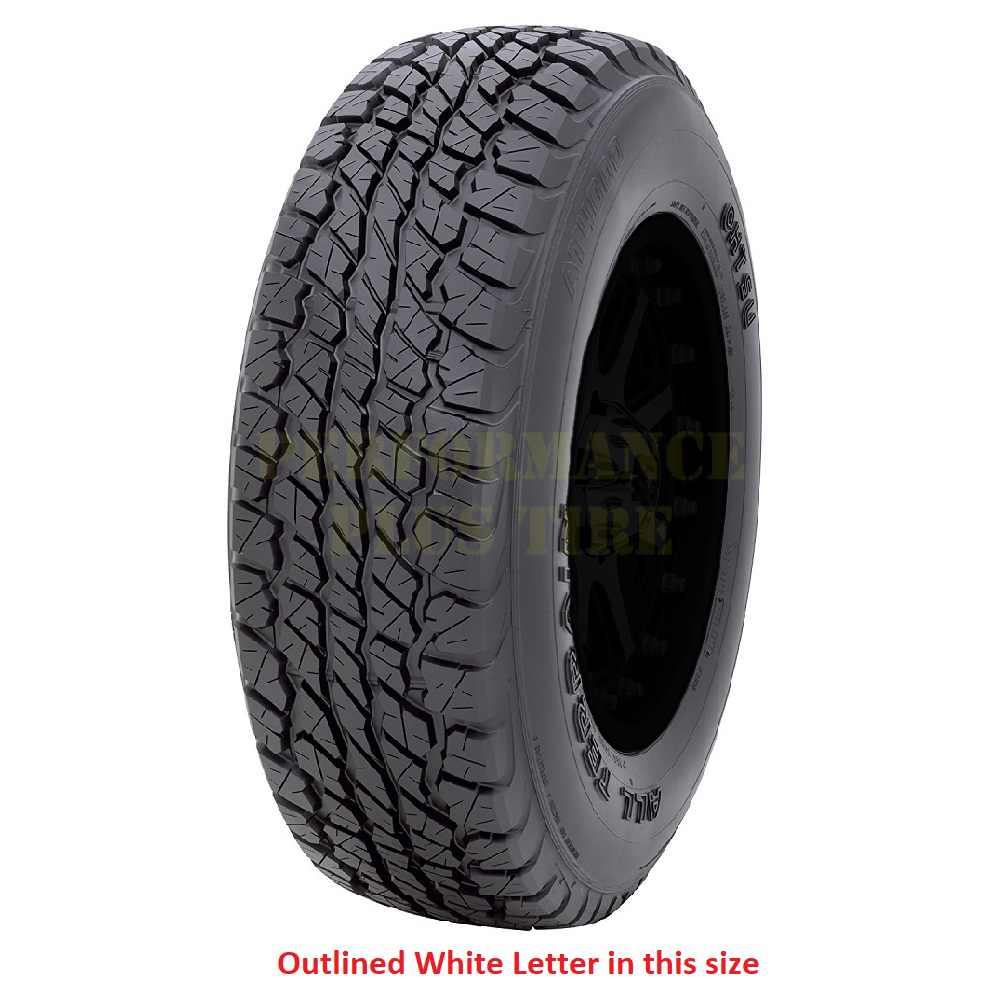 Ohtsu Tires AT4000 Light Truck/SUV Highway All Season Tire - P265/75R15 112S